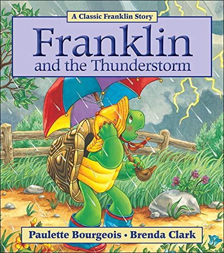9781554537297: Franklin and the Thunderstorm
