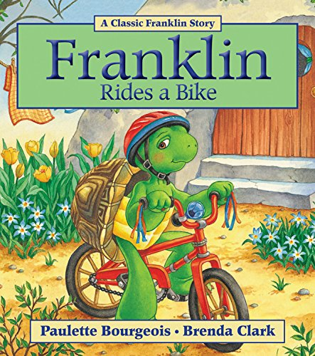 9781554537310: Franklin Rides a Bike