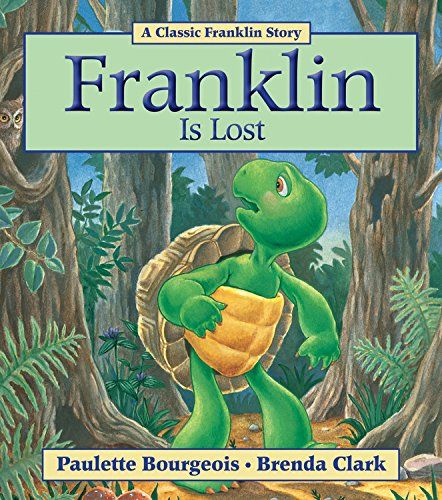 9781554537358: Franklin Is Lost