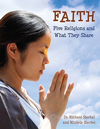 9781554537501: Faith: Five Religions and What They Share (CitizenKid)