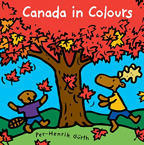 9781554537570: Canada in Colours