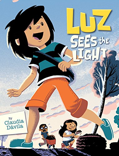 9781554537662: Luz Sees the Light (The Future According to Luz)