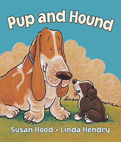 9781554538188: Pup and Hound