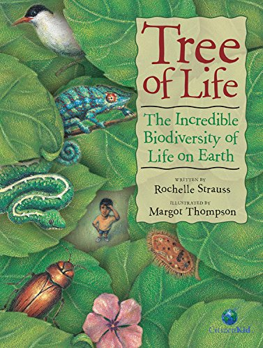 9781554539611: Tree of Life: The Incredible Biodiversity of Life on Earth (Citizenkid)