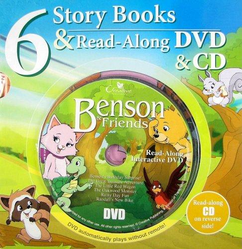 9781554540808: Benson Bear and Friends