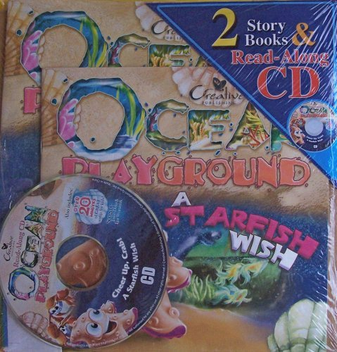9781554541546: Ocean Playground: Cheer Up, Crab! / A Starfish Wish (2 Story Books & Read-Along CD)