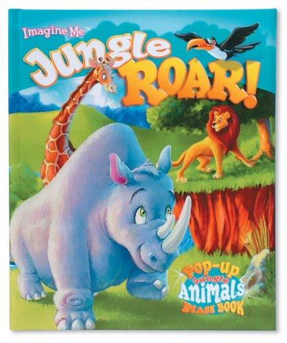 Imagine Me Jungle Roar (Image Me): Silver Castle