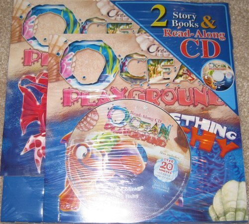 9781554543274: 2 Story Books & Read Along CD (Ocean's Playground Buster's Courage & Something Fishy)