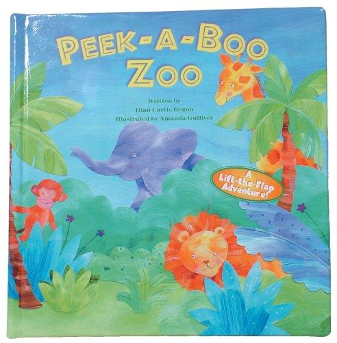 9781554543441: Peek-A-Boo Zoo