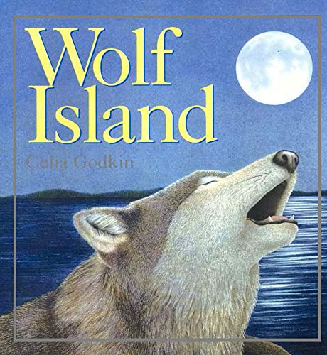 9781554550081: Wolf Island