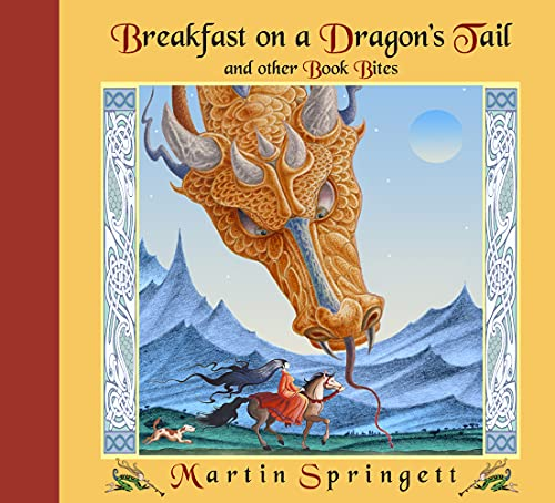 9781554551934: Breakfast on a Dragon's Tail: And other Book Bites