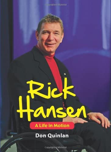 9781554551958: Rick Hansen (Larger Than Life)