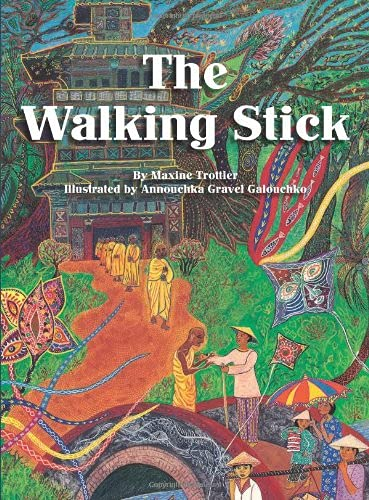 The Walking Stick (9781554552399) by Trottier, Maxine; Galouchko, Annouchka Gravel