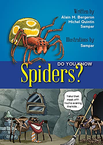 9781554553020: Do You Know Spiders?