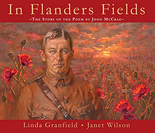 an analysis of the poem flanders fields by john mccrae