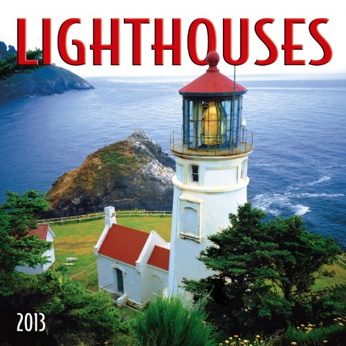 9781554565894: Lighthouses 2013 Calendar