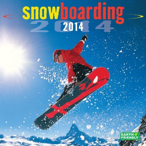9781554566969: 2014 Snowboarding Wall