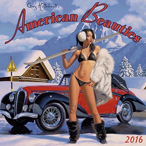 9781554569205: American Beauties Calendar
