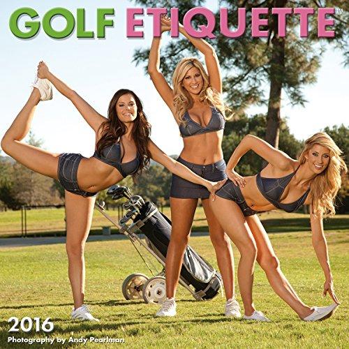 9781554569403: Cal 2016 Golf Etiquette