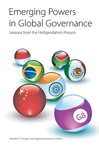Emerging Powers in Global Governance: Lessons from the Heiligendamm Process (Paperback)