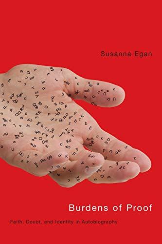 Burdens of Proof 9781554583331: Susanna Egan