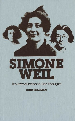 9781554584901: Simone Weil: An Introduction to Her Thought