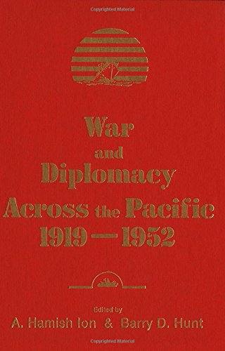 9781554585052: War and Diplomacy across the Pacific, 1919-1952