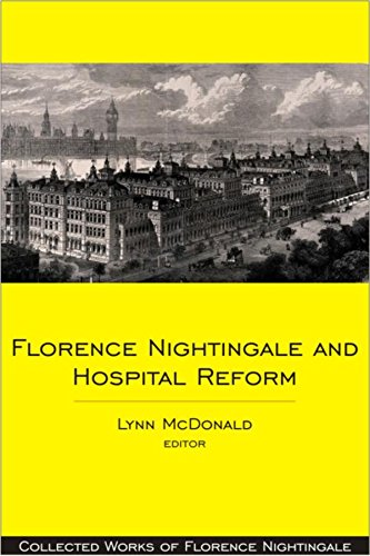 9781554585342: Florence Nightingale and Hospital Reform: Collected Works of Florence Nightingale, Volume 16