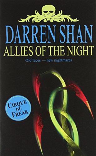 9781554680047: Allies of the Night (Cirque Du Freak #8)