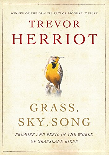 Grass, Sky, Song: Promise and Peril in: Herriot, Trevor