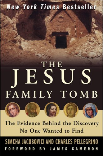 9781554681709: Jesus Family Tomb
