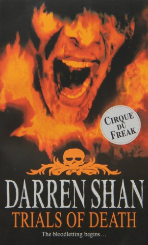 9781554681969: Cirque du Freak # 5: Trials of Death