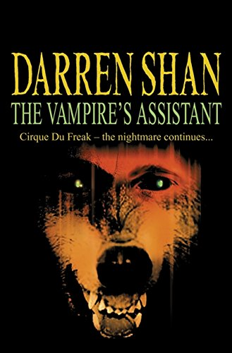 9781554683789: The Vampire's Assistant: The Saga of Darren Shan Book Two