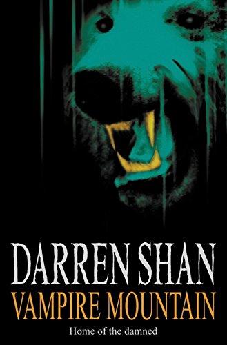 9781554683802: Vampire Mountain: The Saga of Darren Shan Book Four