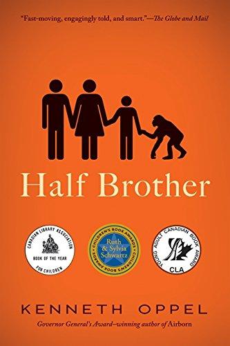 9781554686117: Half Brother