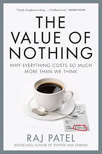 9781554686230: The Value Of Nothing