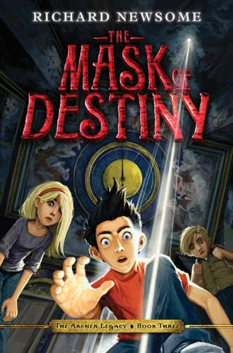 9781554686681: The Mask of Destiny (The Archer Legacy)