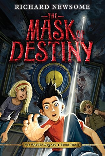 9781554686698: The Mask Of Destiny (The Archer Legacy)