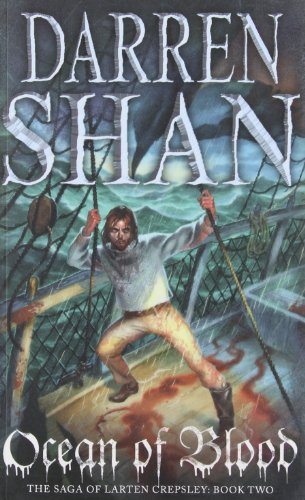 Ocean Of Blood: The Saga Of Larten: Shan, Darren
