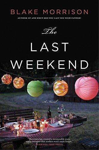 9781554688722: Last Weekend, The: A Novel