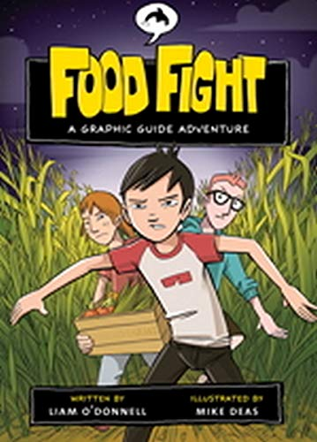 9781554690671: Food Fight: A Graphic Guide Adventure (Graphic Guides)