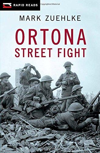 Ortona Street Fight (Rapid Reads): Zuehlke, Mark