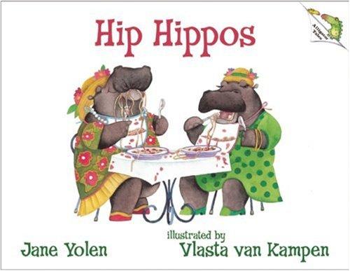 Hip Hippos (Alligator Tales) (9781554700097) by Yolen, Jane