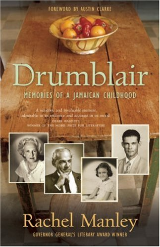 9781554700509: Drumblair: Memories of a Jamaican Childhood
