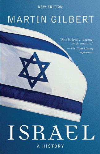 9781554700660: Israel: A History