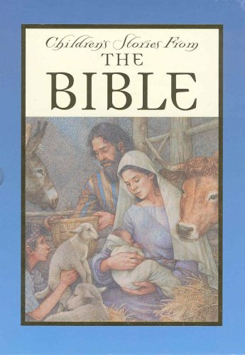 Childrens Stories from the Bible 9781554701537 Children's Stories from the Bible