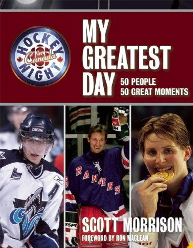 9781554702046: Hockey Night in Canada: My Greatest Day