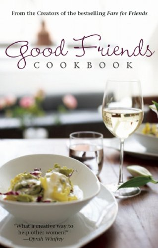 9781554702367: Good Friends Cookbook