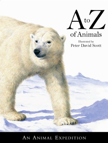9781554702442: A to Z of Animals: An Animal Expedition
