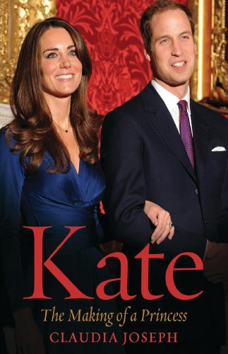 9781554702510: Kate: The Making of a PrincessKATE: THE MAKING OF A PRINCESS by Joseph, Claudia (Author) on Mar-01-2011 Paperback